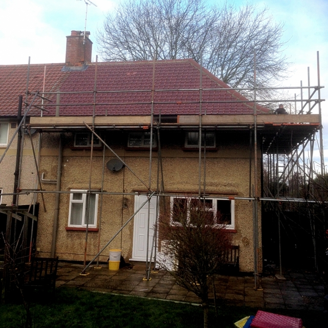 Roofer Hitchin